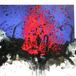 Daniele Girardi, Wilderness, 2009, tecnopittura su tela, 100x70 cm