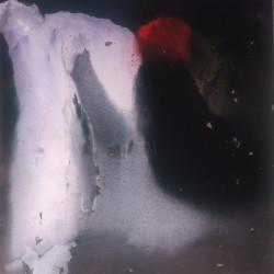 Senza titolo, 2004, tempera acrilica su tela, 200 x 180 cm