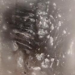 Dalla serie Gesto e materia, 1958, tempera acrilica su tela, 120 x 90 cm