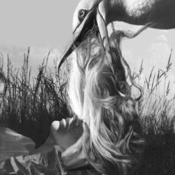 A perfect love, 2006, fotopittura digitale sotto plexiglass, cm 85 x 92