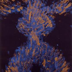 Al Hansen, Senza titolo, 1988, mixed media, 64x85 cm