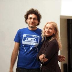 Santiago Picatoste e Cristina Morato