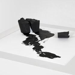 ALBERTA PELLICANI, Senza Titolo (forma della notte), 2018