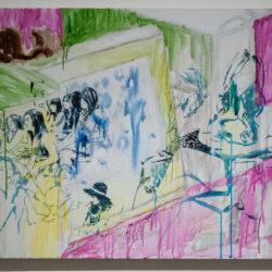 G. Capozzi, Untitled 2015-2018 80 x 120 cm