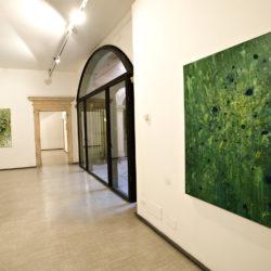 mostra alla galleria La Giarina