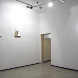Alex Pinna, Always me, 2020, veduta dell'installazione