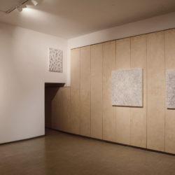 Andrea Bianconi, veduta dell'installazione
